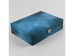 翻盖纸质化妆品盒