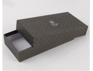 皮具包装盒定制