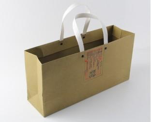茶叶环保纸袋定做
