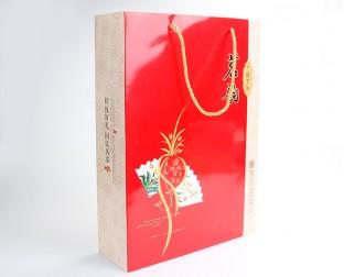 茶叶礼品袋定制