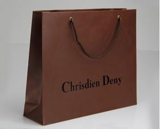 特种纸礼品袋定制