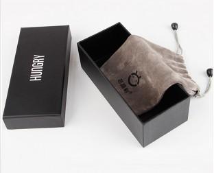 黑卡纸精装盒订制