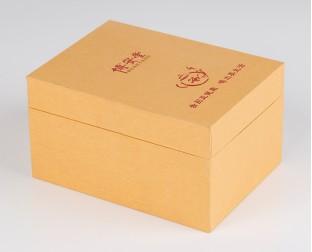 茶叶盒生产
