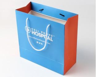 保健品纸袋定制