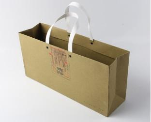 牛皮纸纸袋定制
