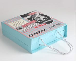 保健品包装彩盒