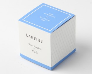 简约化妆品包装盒