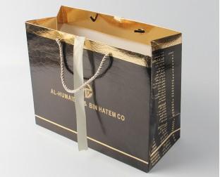 礼品手挽纸袋订做