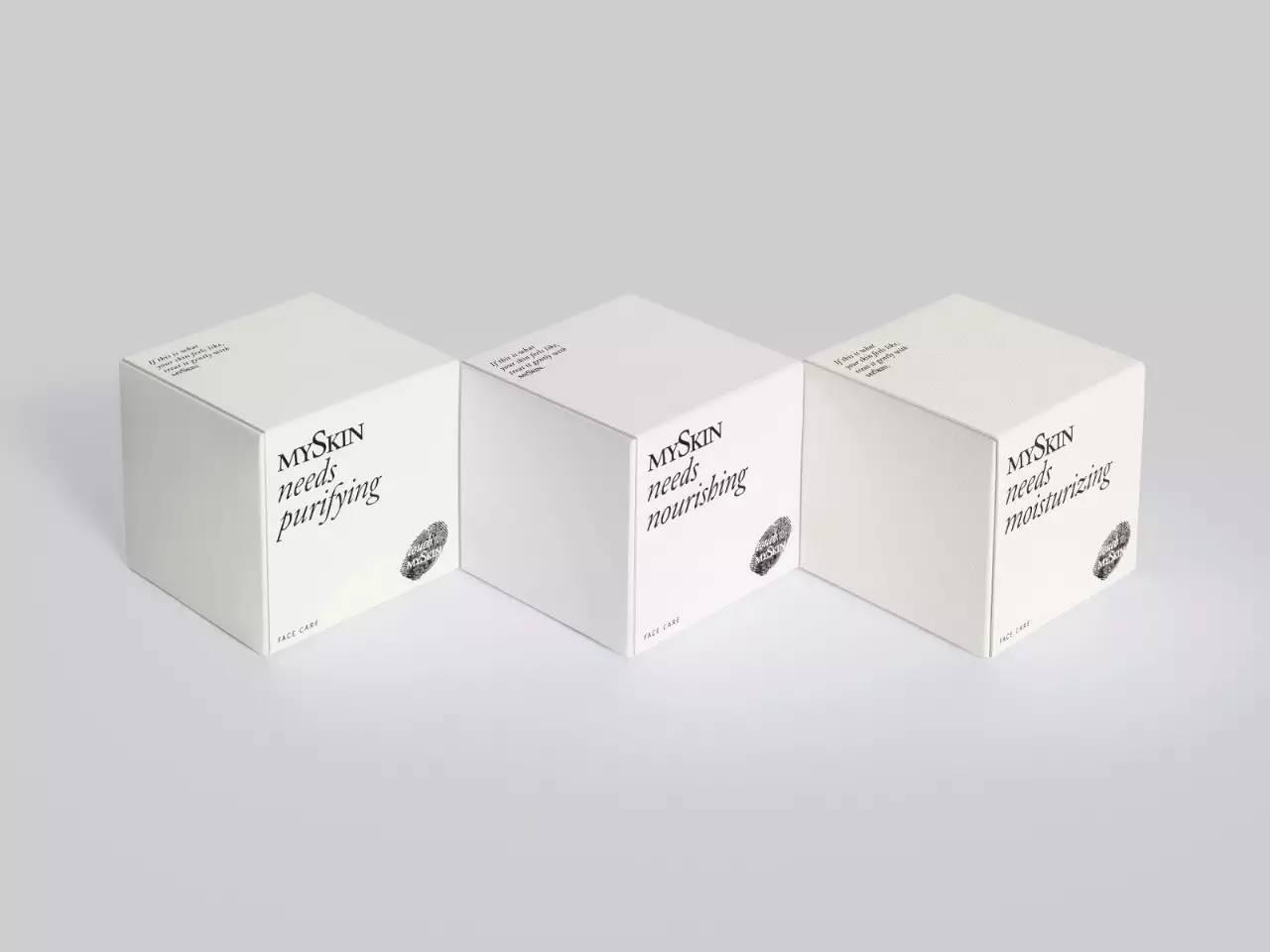 白色化妆品包装盒生产